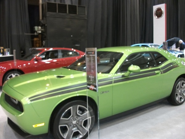 Cars of the 2011 Cleveland Auto Show – CBS Cleveland