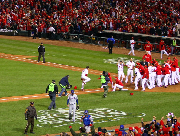 Rangers vs  Cardinals: 8 Things You Didn't Know About Game 6