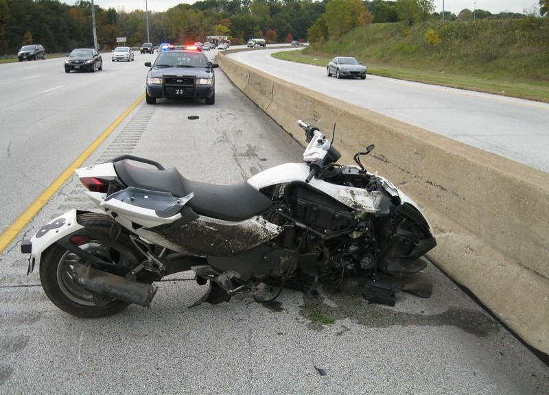 Official Photos And Police Report Of Accident Involving