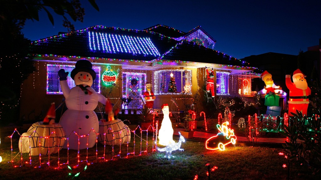 Cleveland Christmas.Neighborhoods With The Best Holiday Lights In Cleveland