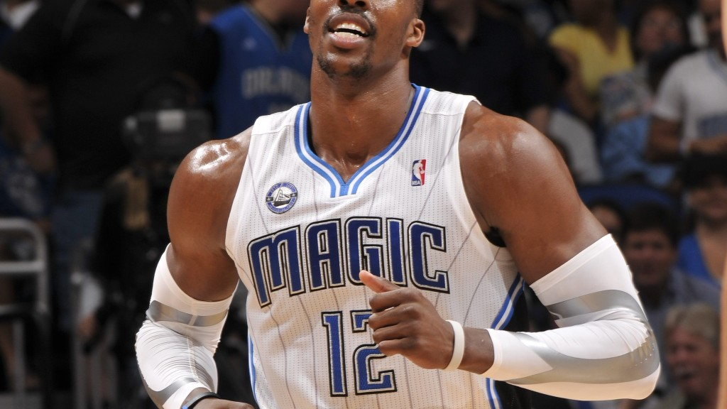 buy popular e910a b9fb4 Magic C Dwight Howard Formally Requests Trade – CBS Cleveland