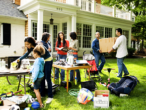 5 Tips To A Successful Garage Sale In Cleveland Cbs Cleveland