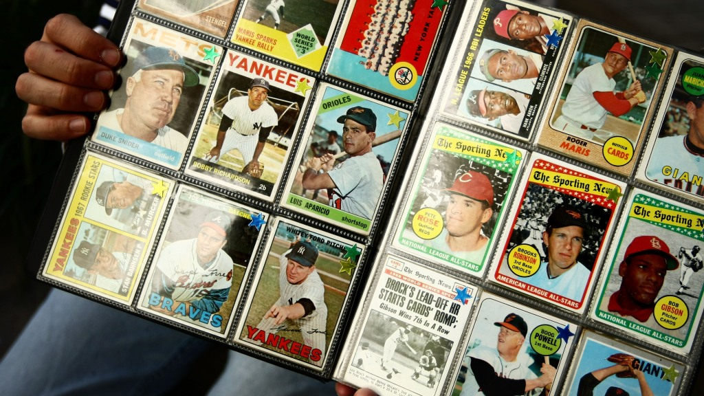 Rare Baseball Card Collection Found In Attic Could Fetch