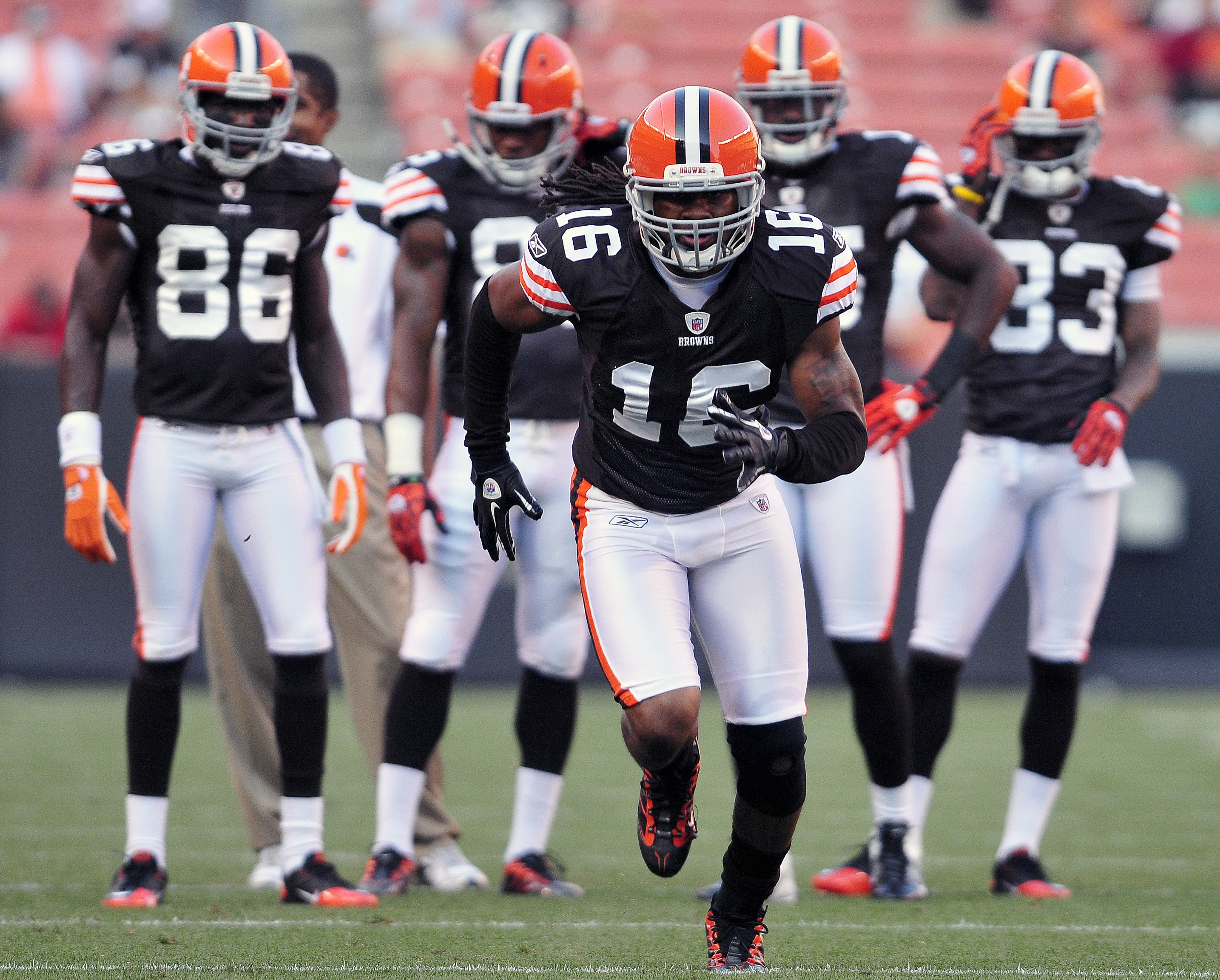 Brown Jerseys Return For Browns Home Games In 2012 – CBS Cleveland