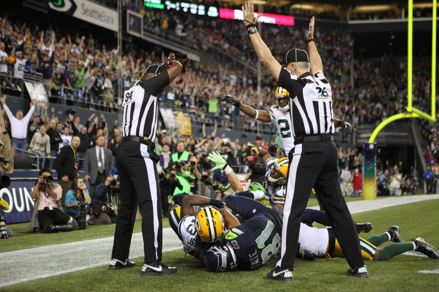Vegas refund packers seahawks betting afl betting odds round 100