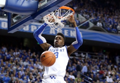 Nerlens Noel / (Photo by Andy Lyons/Getty Images)
