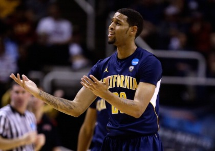 Allen Crabbe #23 of the California Golden Bears  (Photo by Ezra Shaw/Getty Images)