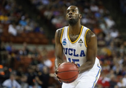 Shabazz Muhammad #15 of the UCLA Bruins  (Photo by Ronald Martinez/Getty Images)