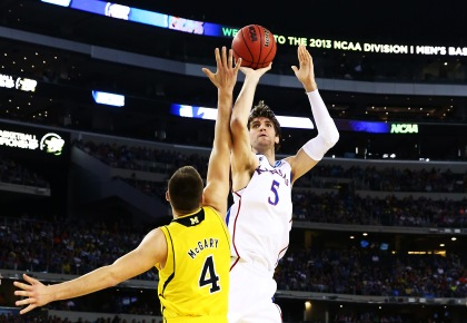 Jeff Withey / (Photo by Tom Pennington/Getty Images)