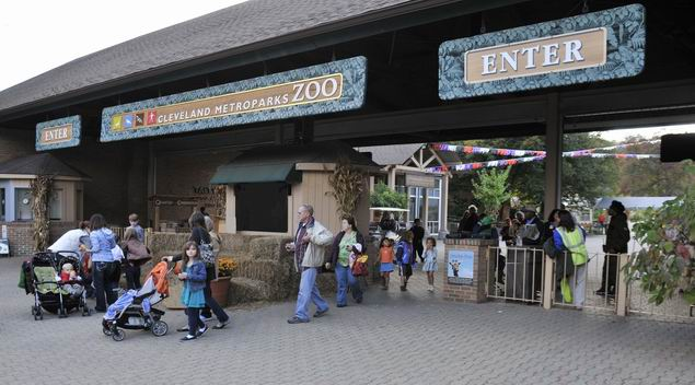 Cleveland Metroparks Zoo (Photo By Mark Horning)
