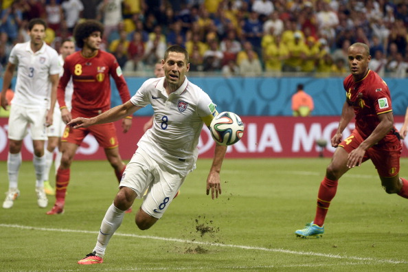 US forward and captain Clint Dempsey (credit: MARTIN BUREAU/AFP/Getty Images)