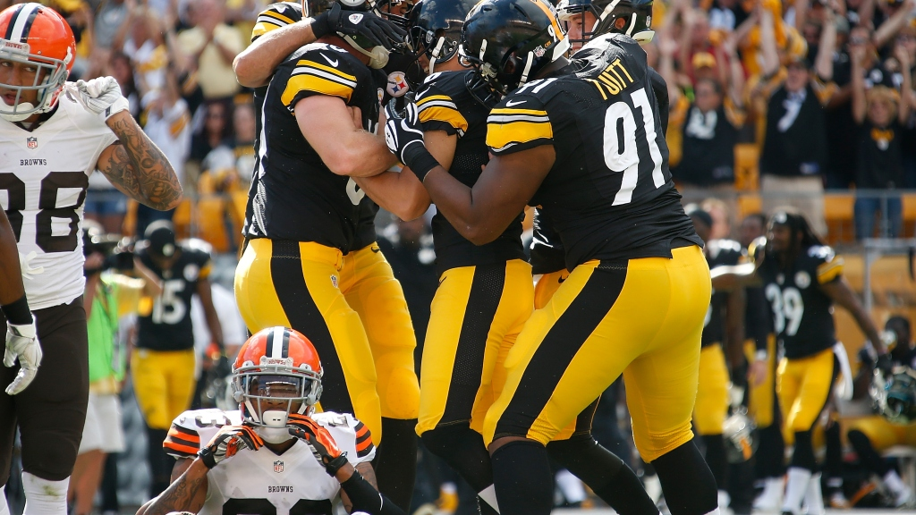 Suishams Winner Lifts Steelers Over Browns   Cbs Cleveland