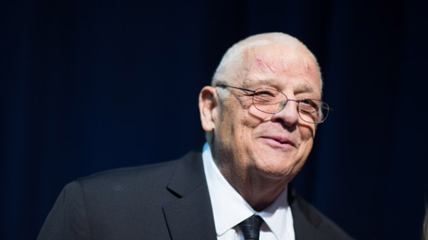 Dusty Rhodes attends the Joe Torre Safe At Home Foundation's 12th Annual Celebrity Gala at Pier Sixty at Chelsea Piers on November 13, 2014 in New York City.