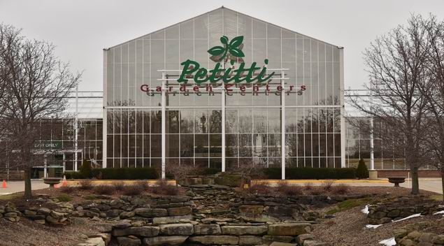 Petitti's Strongsville Garden Center (Photo By Mark Horning)