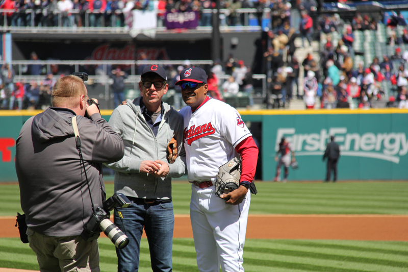 Cleveland Indians Opening Day (36)